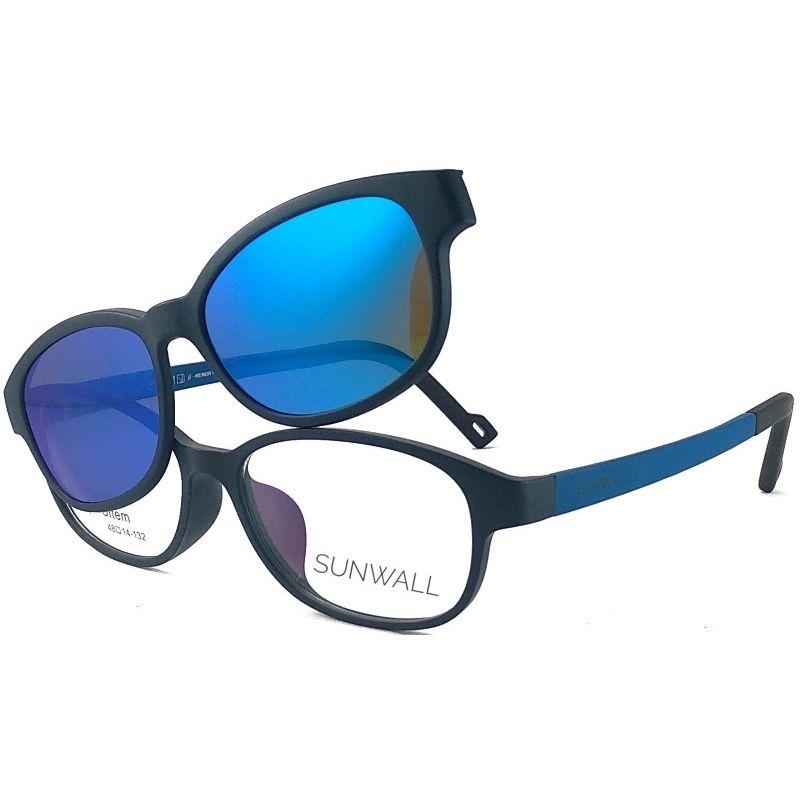 Gafas graduadas para niños Smart Clip de Sunwall SUNK02C2