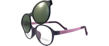 Gafas graduadas para niños Smart Clip de Sunwall SUNK03C3