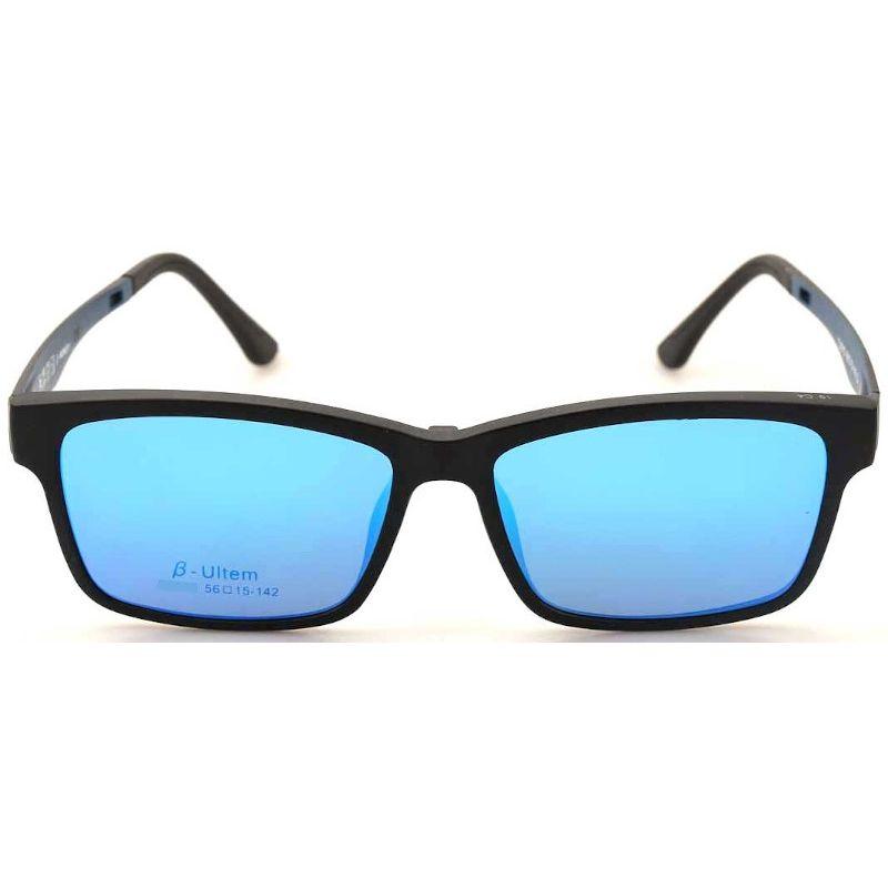 Gafas graduadas con Clip de Sol SMART CLIP - SUNWALL - SUN10C4