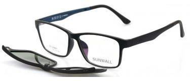 Gafas graduadas con Clip de Sol SMART CLIP - SUNWALL SUN10C4