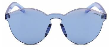 sunwall vibes blue