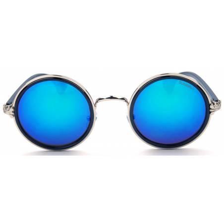 sunwall sunglasses owen blue revo