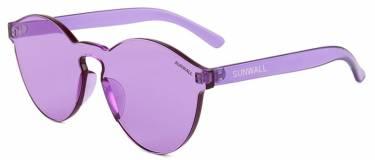 gafas de sol sunwall vibes purple