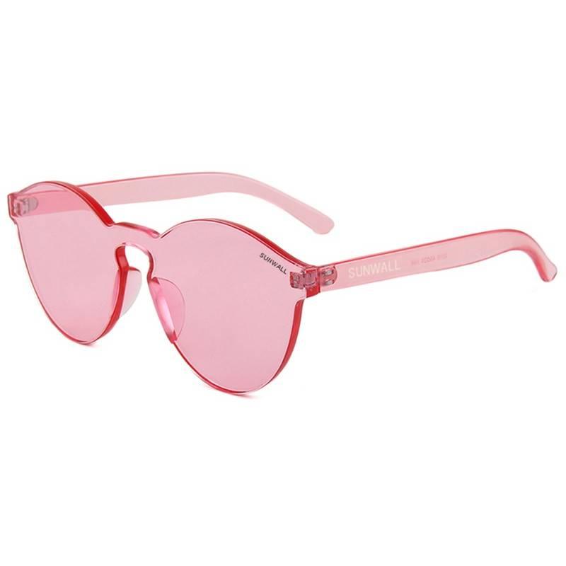 gafas de sil sunwall vibes pink