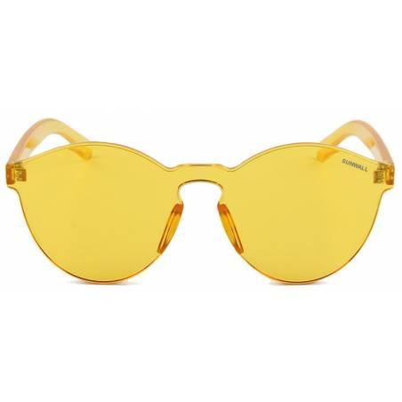 sunwall vibes yellow sunglasses