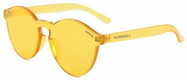 gafas de sol sunwall vibes yellow