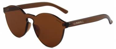 gafas de sol sunwall vibes brown
