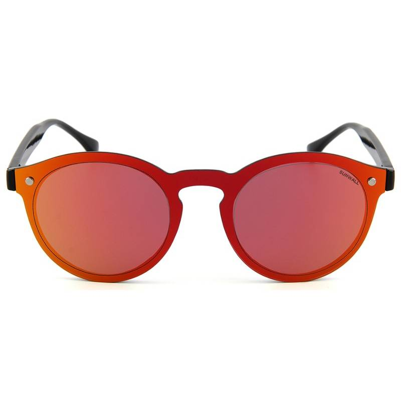 street revo orange mirror eyewear