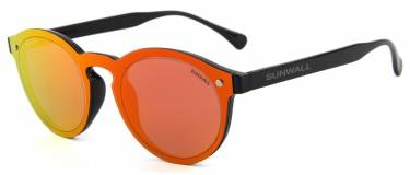 gafas de sol sunwall street revo orange mirror
