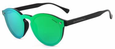 gafas de sol sunwall street revo verde