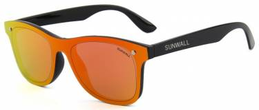 gafas de sol sunwall willard revo naranja