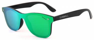 gafas de sol sunwall willard revo verde