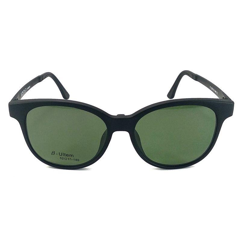 Gafas graduadas de sol con Clip de Sol SMART CLIP de SUNWALL - SUN12C1