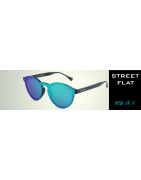 Gafas de Sol Sunwall  STREET FLAT | Sunwall® Lentes planas